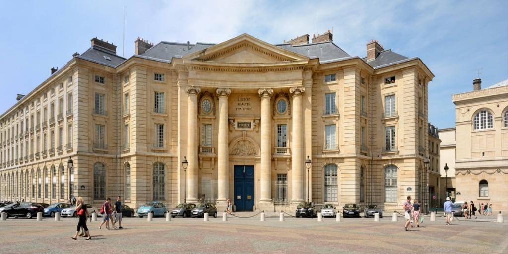 Accueil master 2 administration internationale for Design hotel de la sorbonne